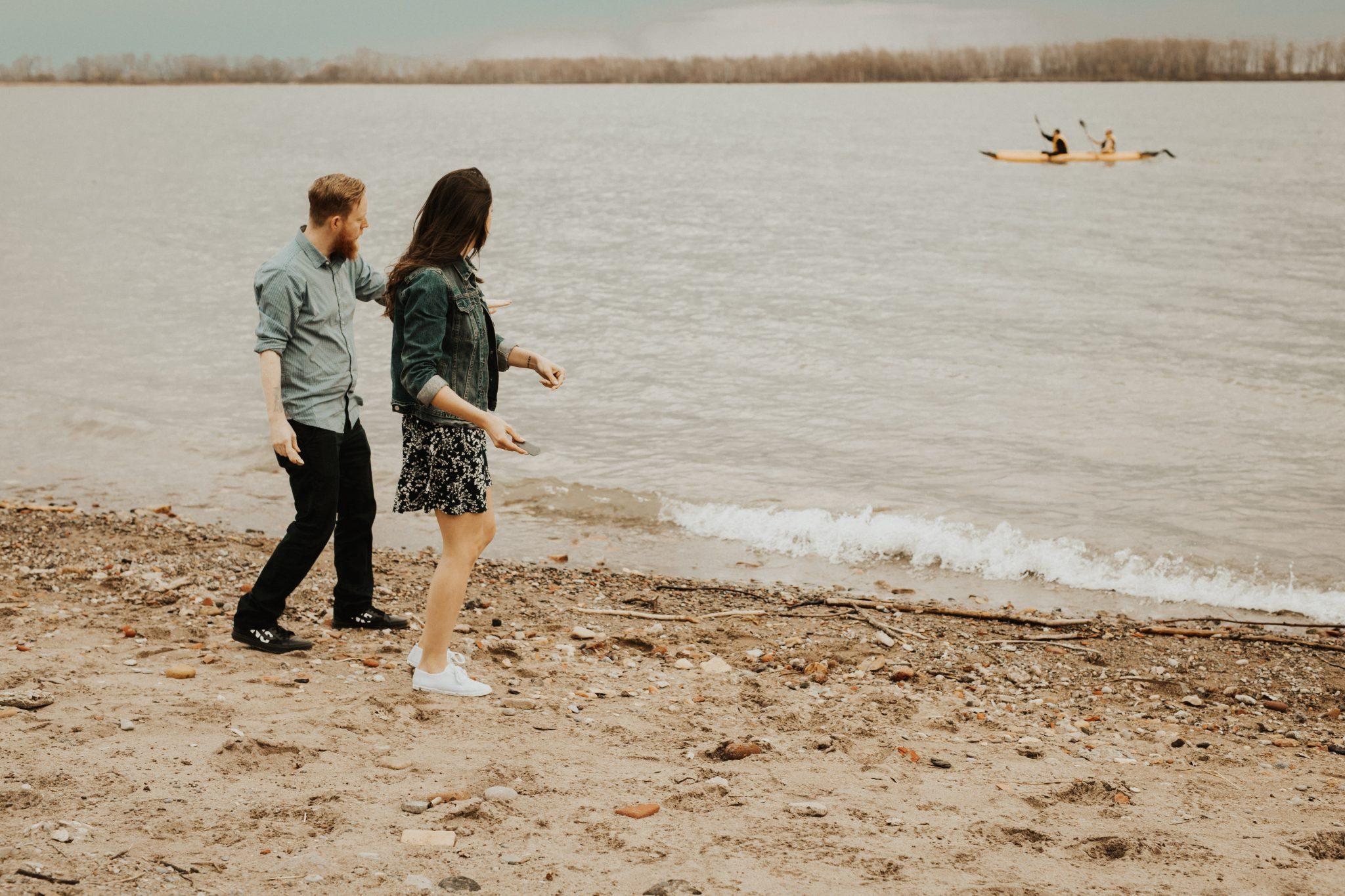 cherry beach photoshoot