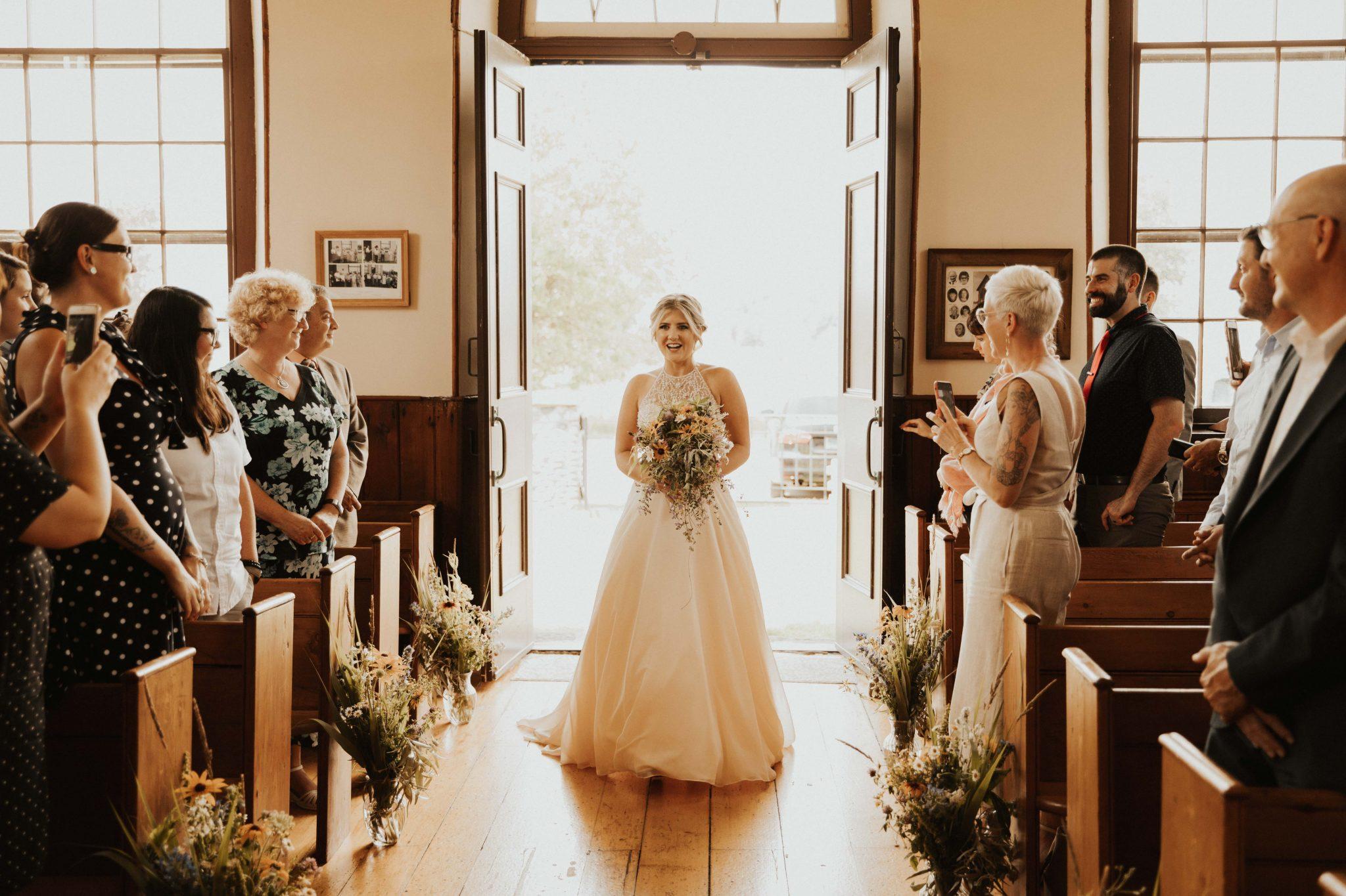 Ellis Chapel Cambridge wedding