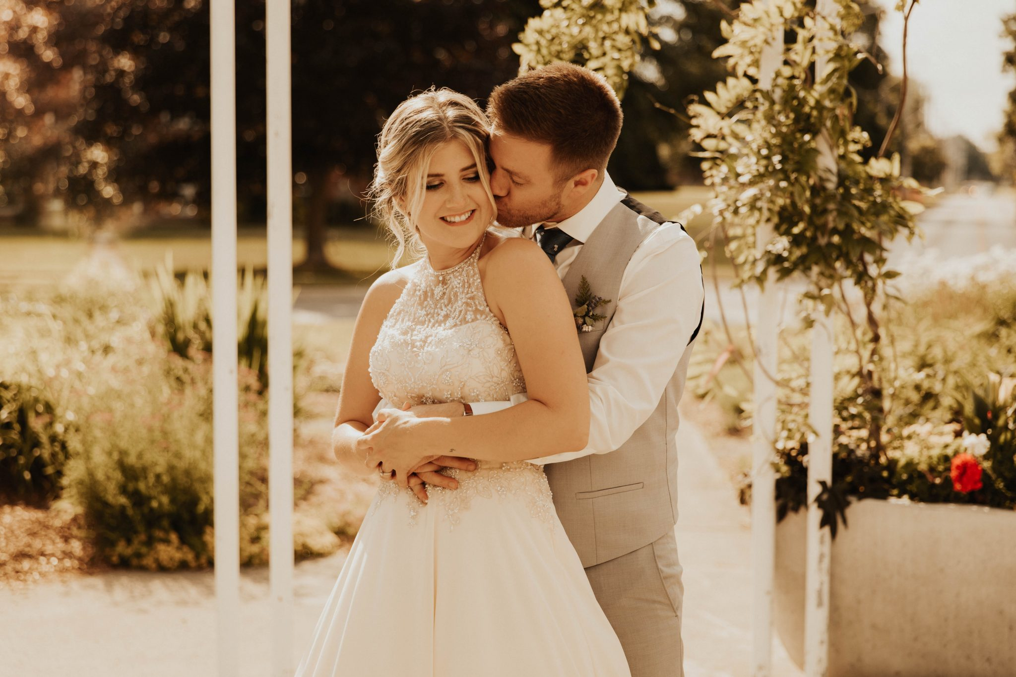 Stratford wedding photo locations