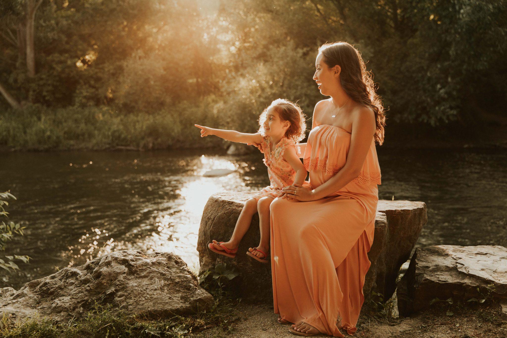 toronto maternity photos