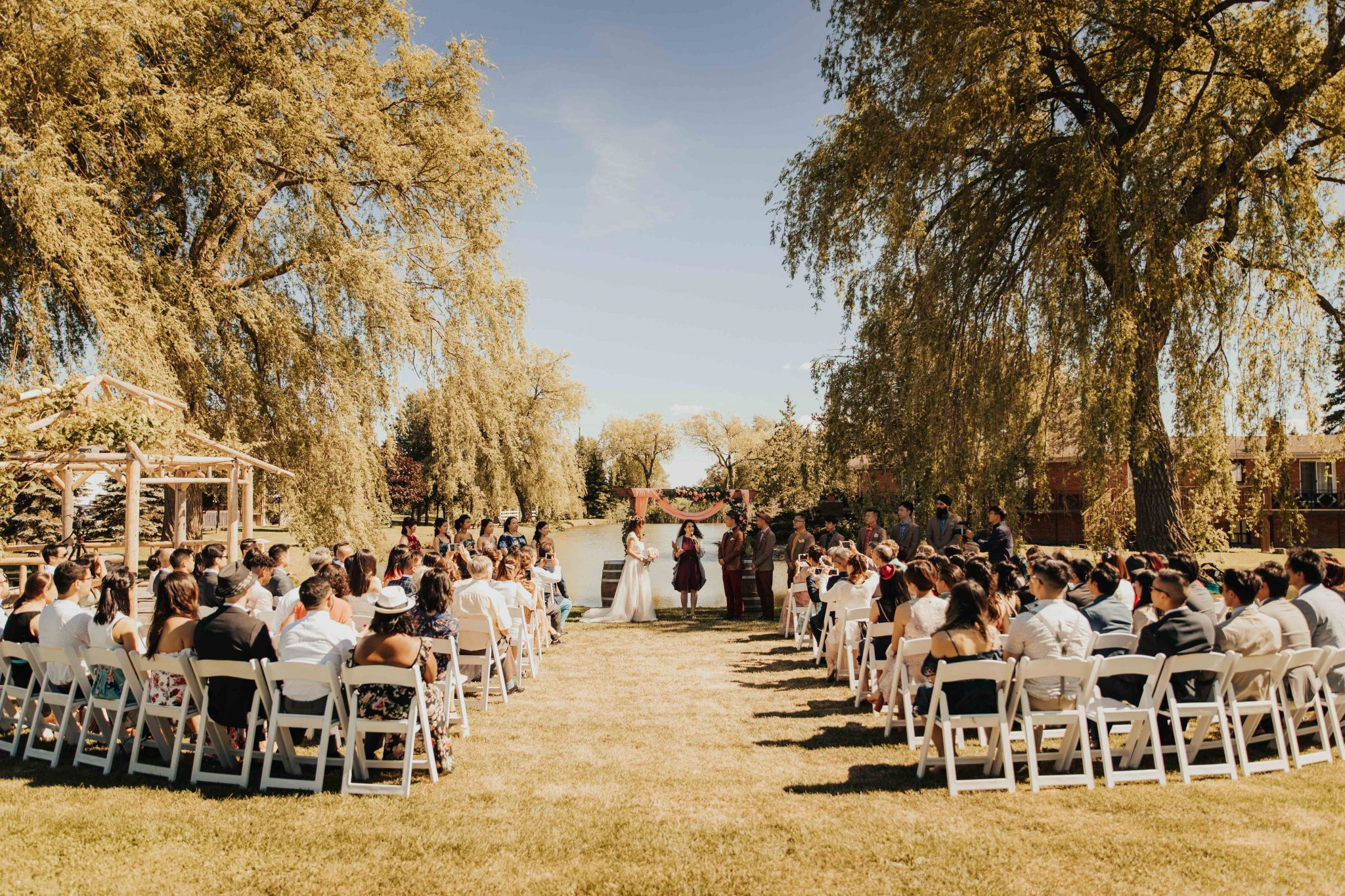 willow springs winery wedding