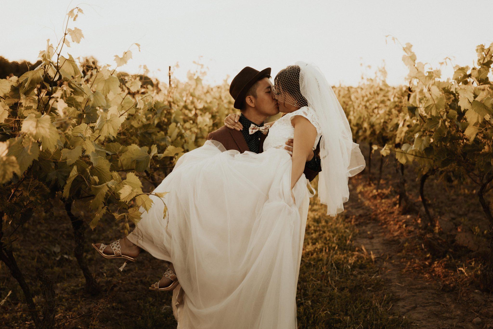 winery wedding Stouffville