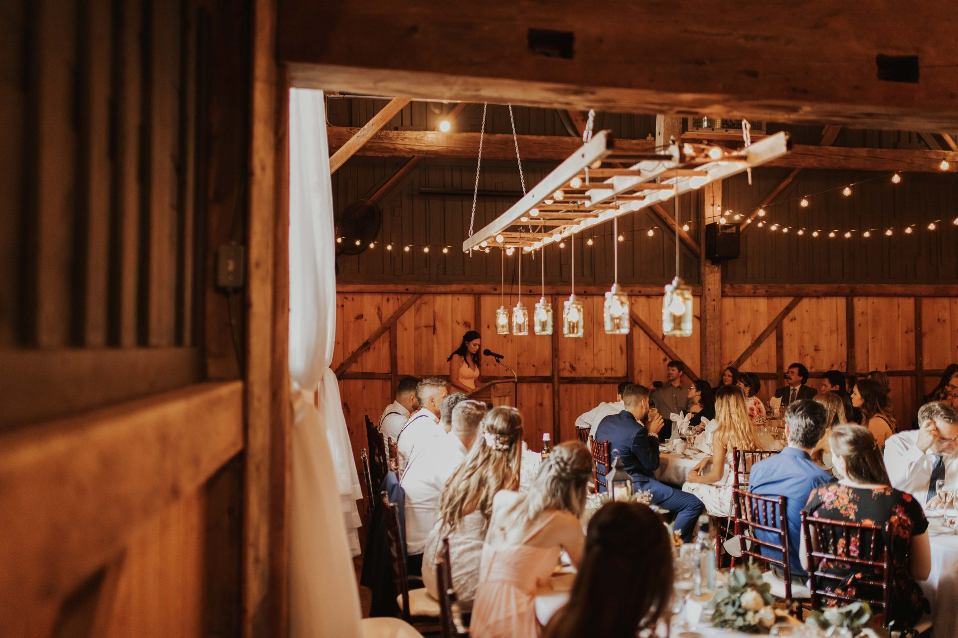 Belcroft estate barn wedding