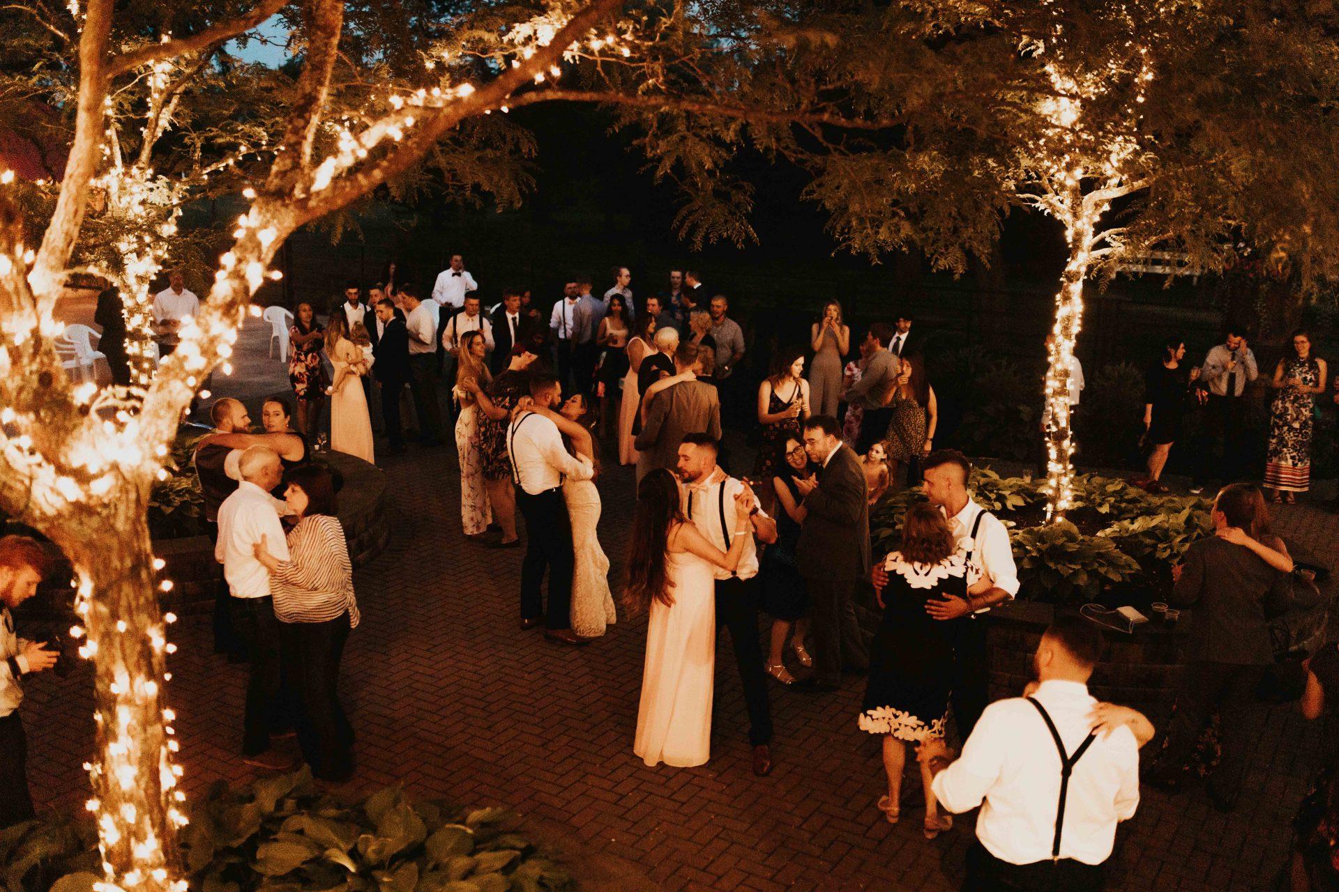 Belcroft estate wedding