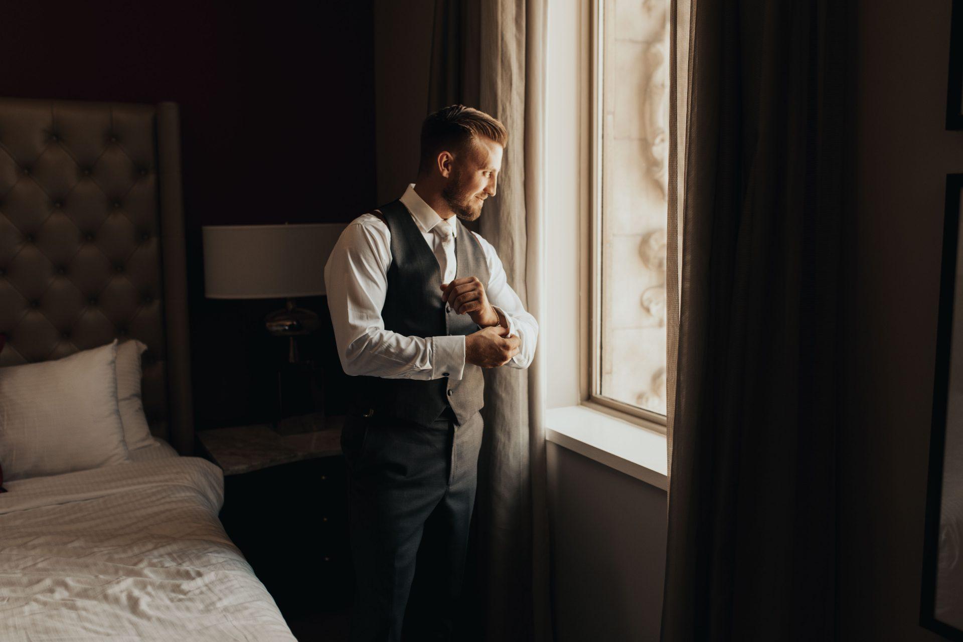 omni king Edward hotel wedding
