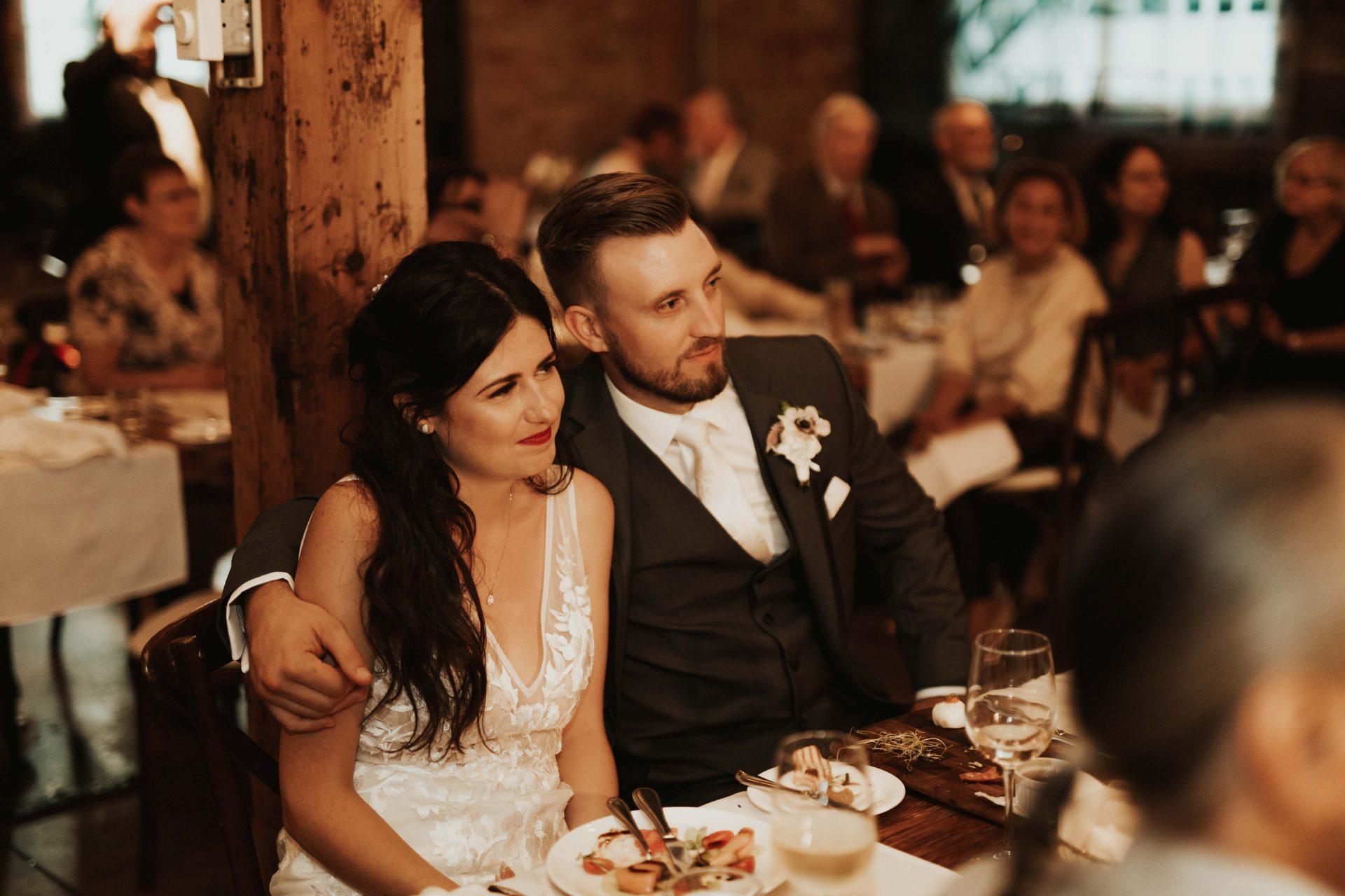 archeo wedding reception