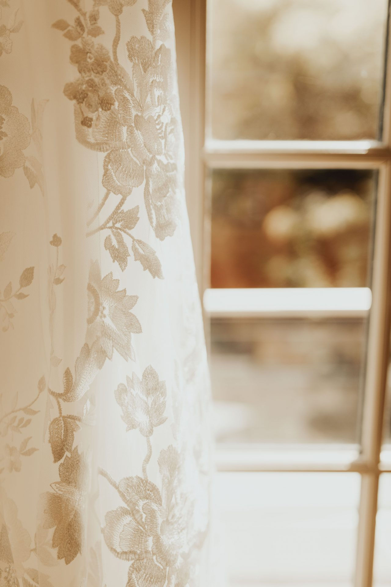 wedding dress detail photos