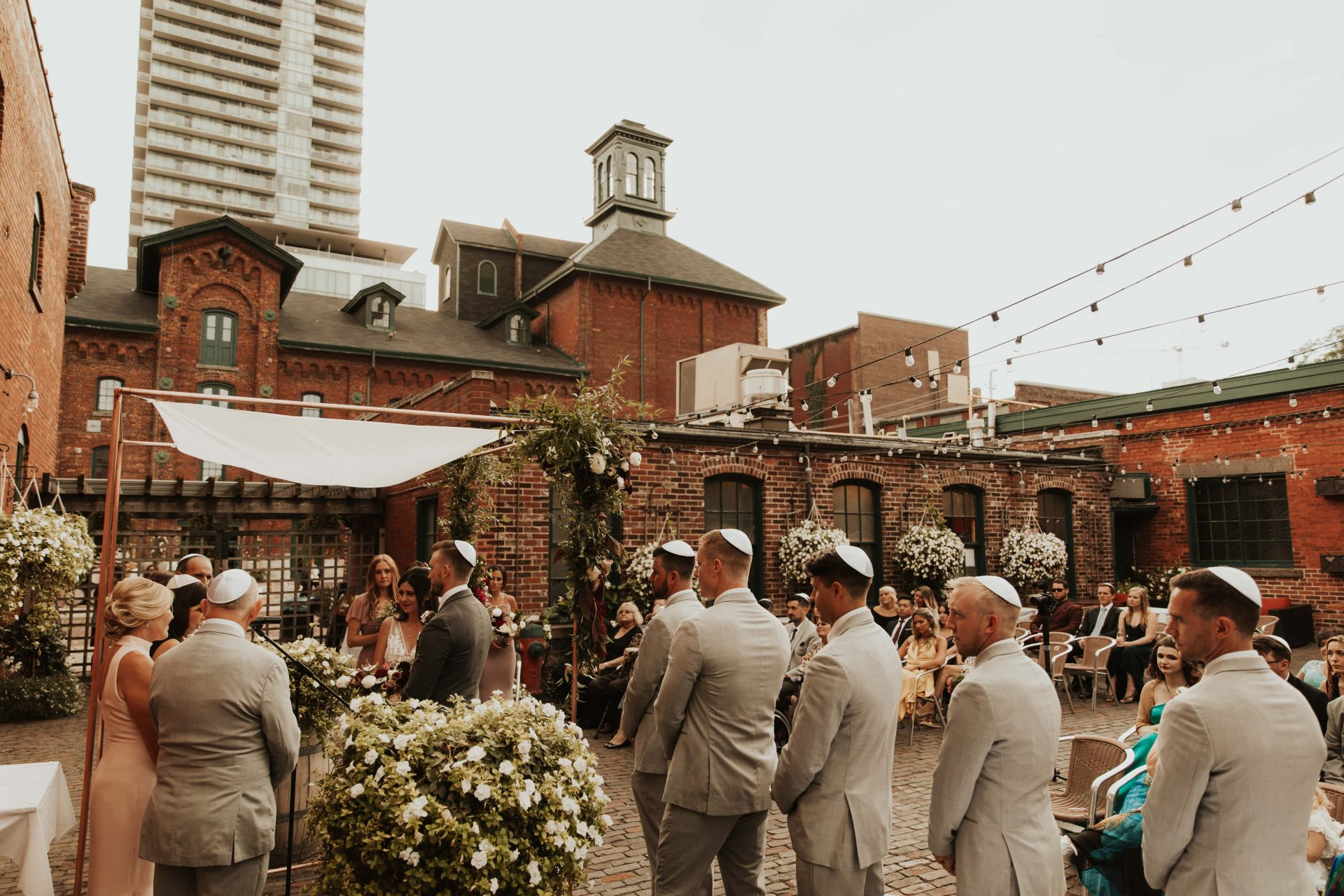 archeo wedding