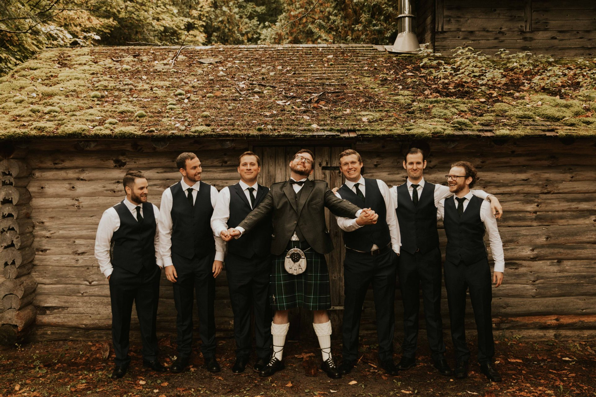 ganaraska forest centre wedding