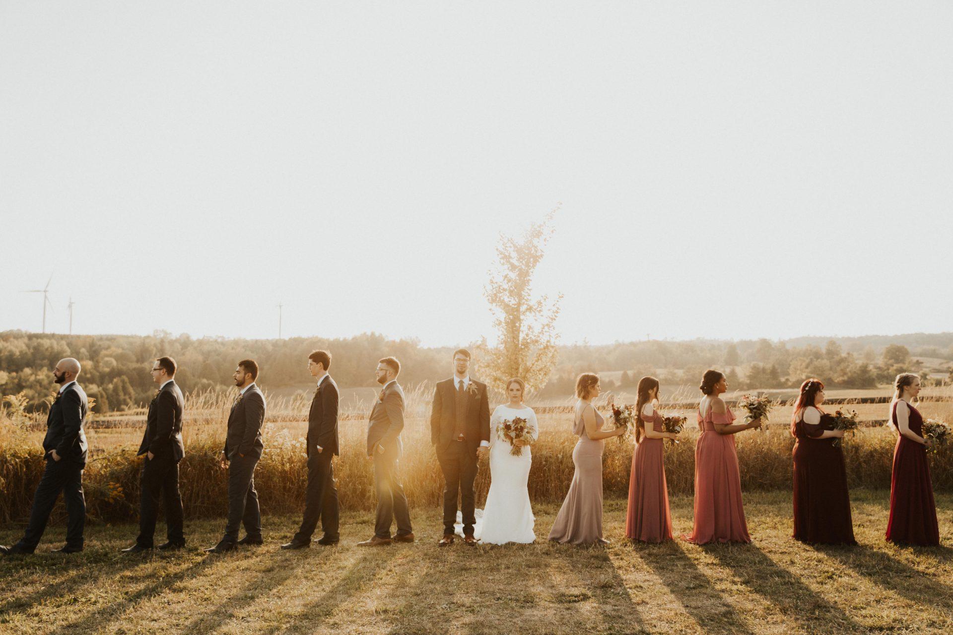south pond farms wedding