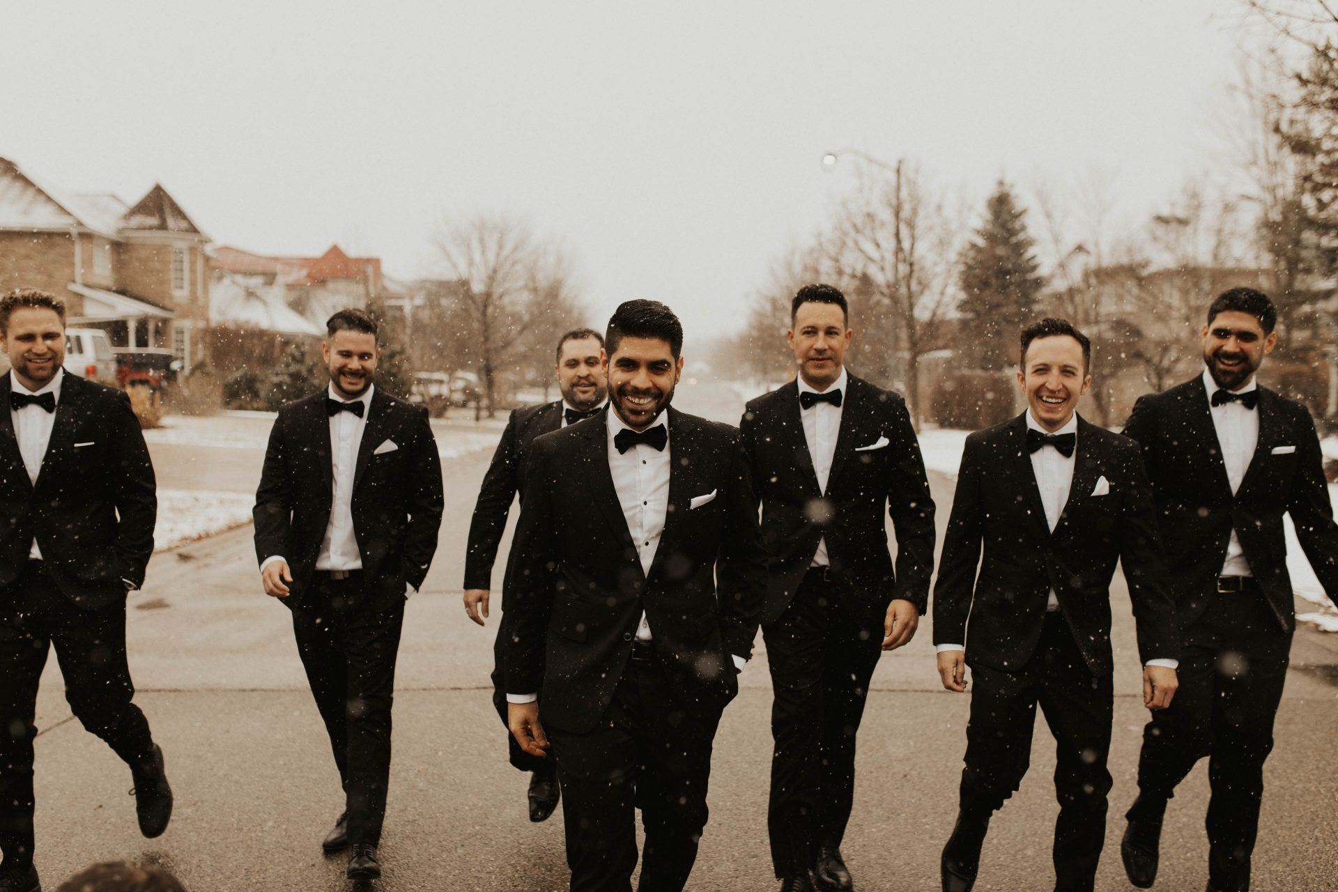 winter wedding toronto