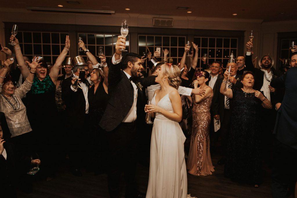 doctors house new years eve wedding