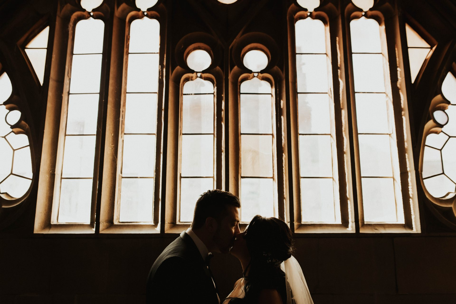 Knox College UofT wedding photos