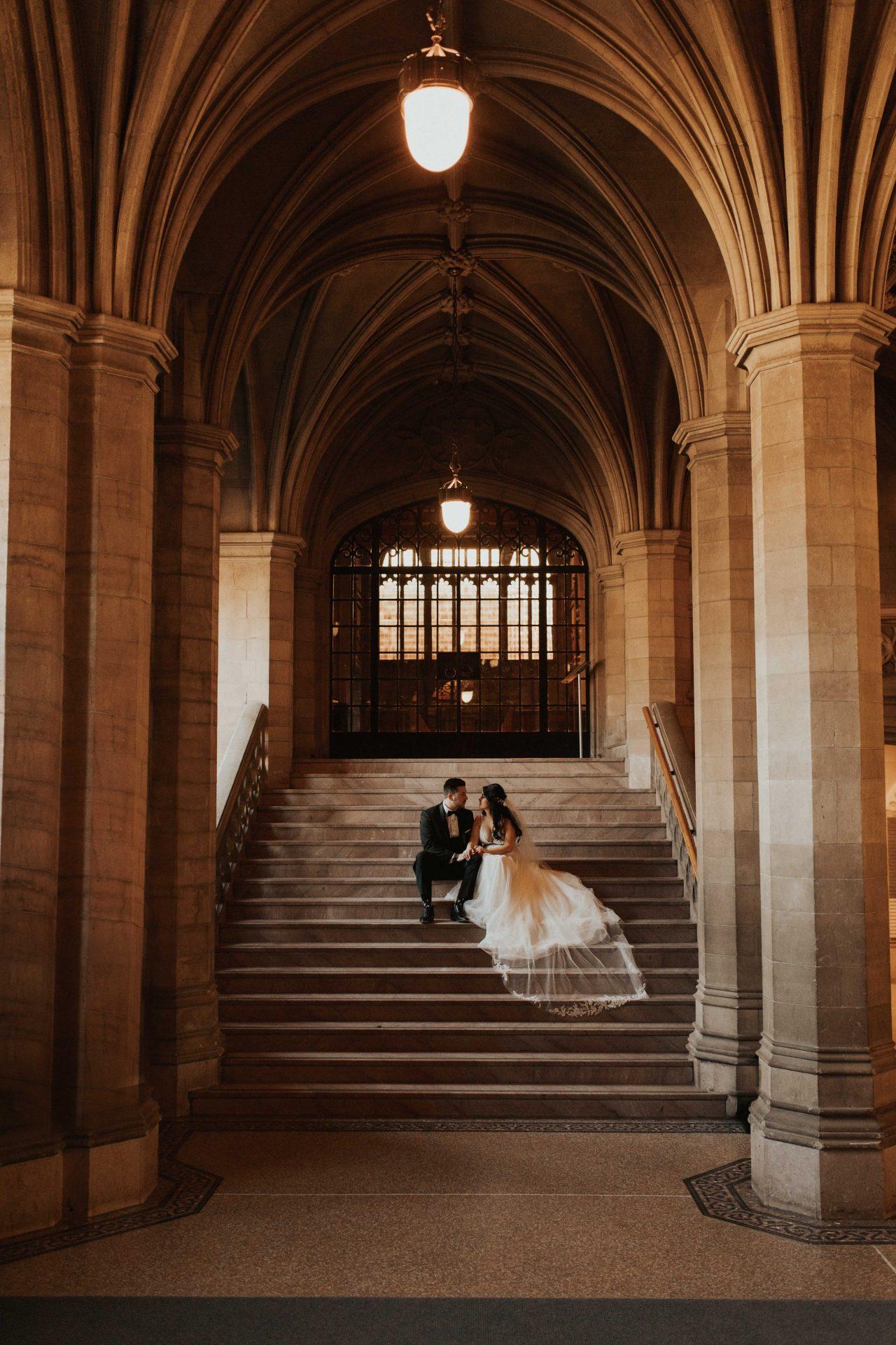 university of toronto wedding