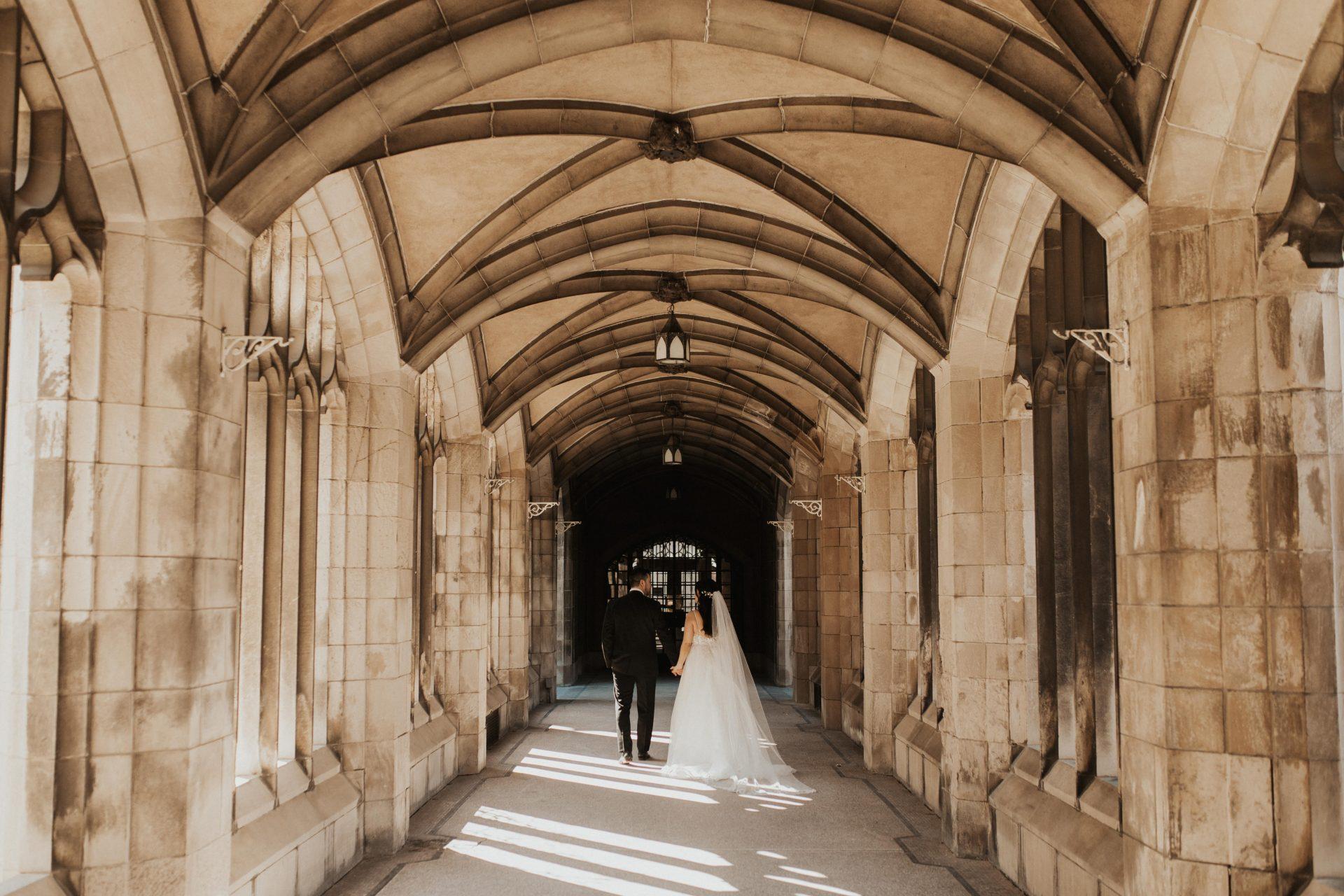 university of toronto wedding photos