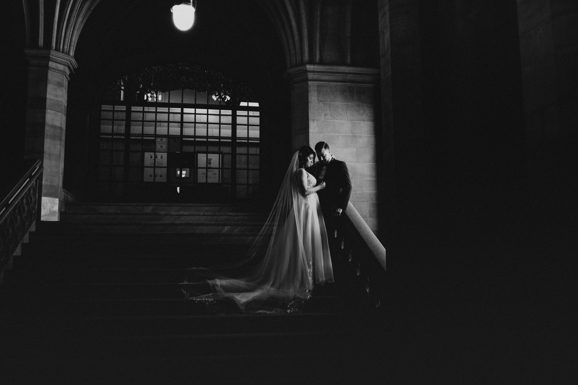 Knox College University of toronto wedding photos