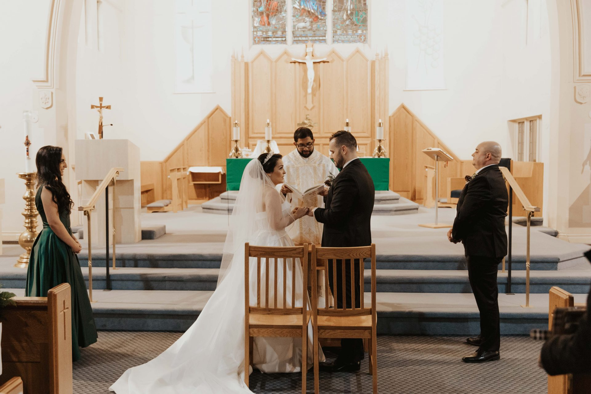 st mary star of the sea wedding