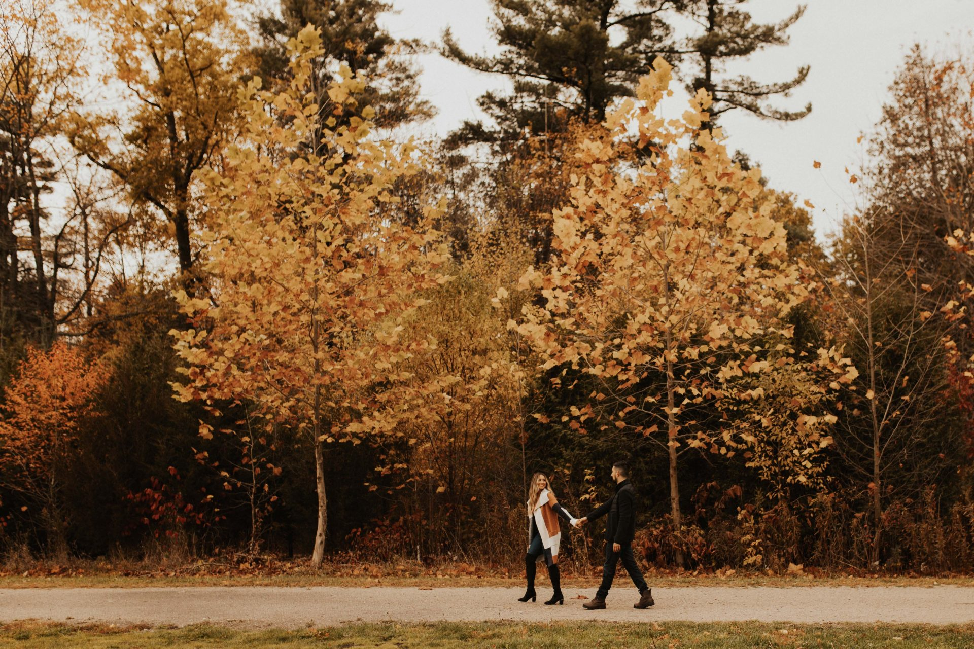 rouge national urban park engagement photos