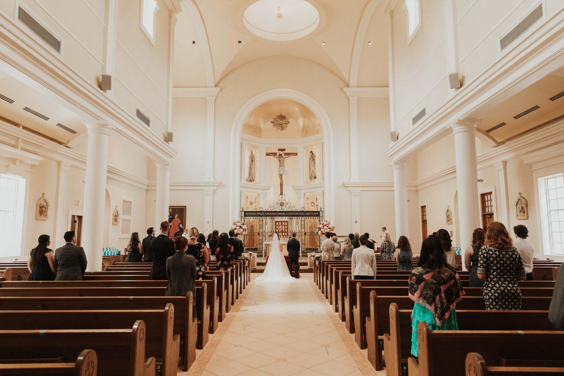 holy family church toronto wedding