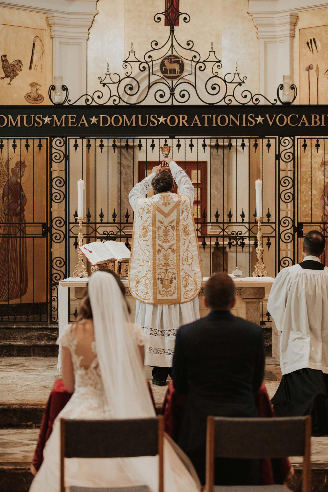 holy family parish toronto wedding
