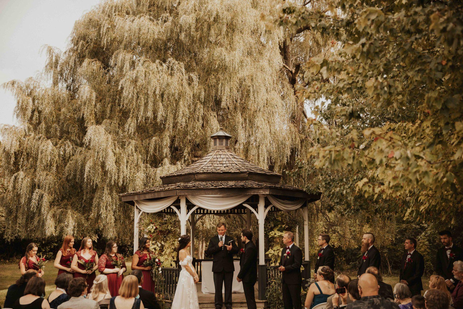 gazebo wedding toronto