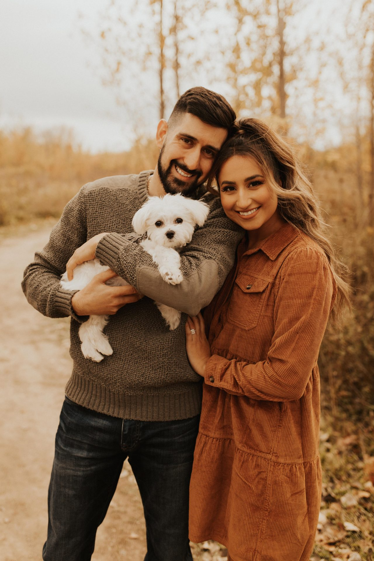 fall family photos toronto
