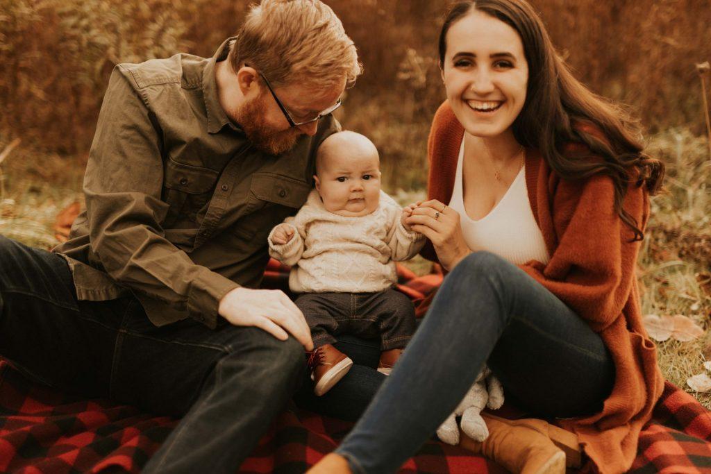 newborn family photos toronto