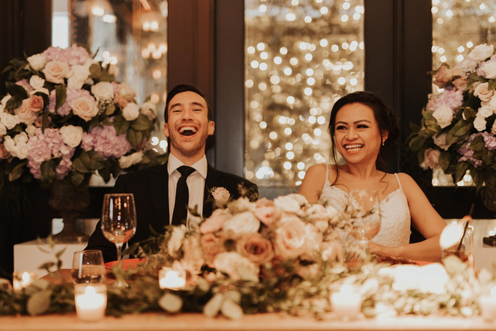 Cluny bistro wedding