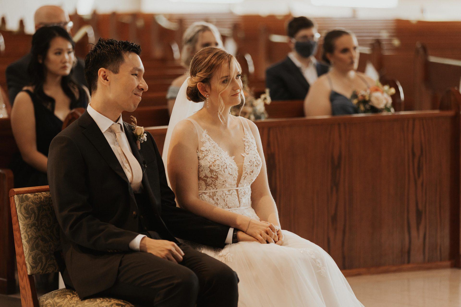Holy Spirit parish barrie wedding