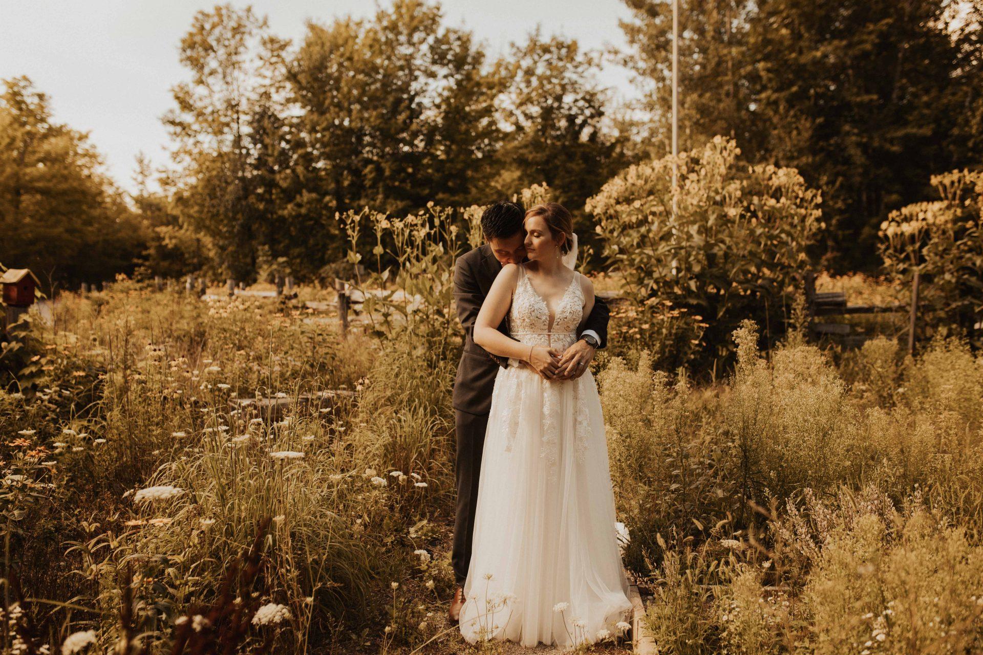 tiffin centre wedding
