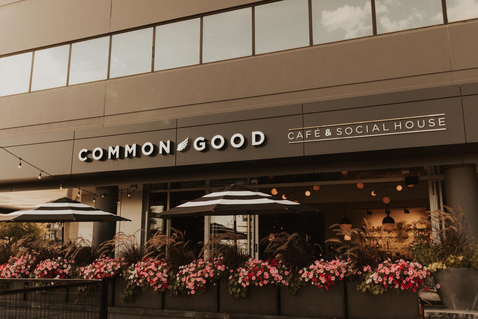 common good cafe barrie wedding photos