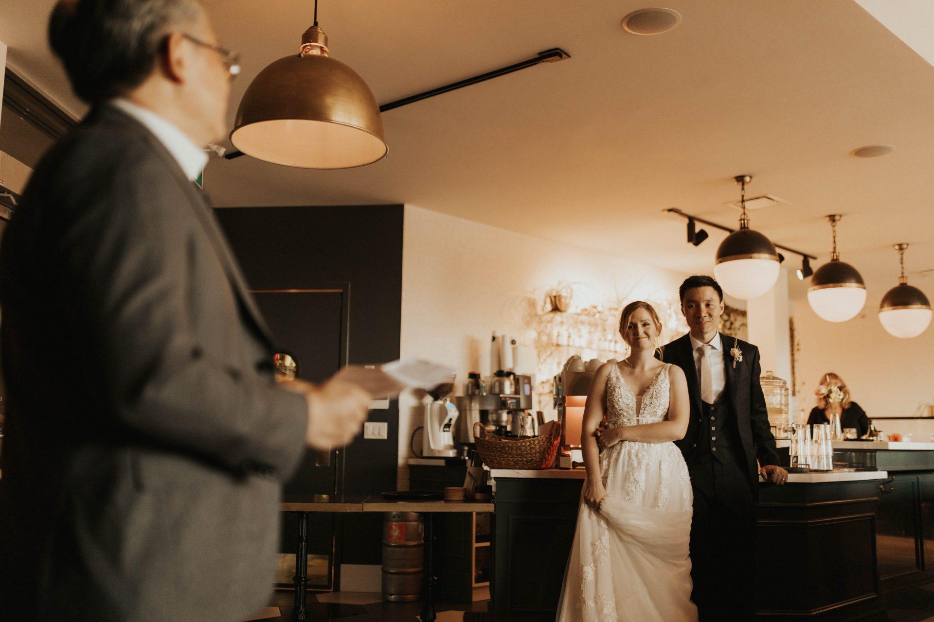 common good cafe wedding