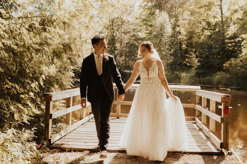 tiffin centre for conservation wedding